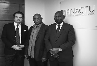 The FINACTU Group hosts the Executive Secretary of CIPRES in Casablanca, for a week of work dedicated to the African Investment Fund (FIA) project
