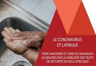 Étude FINACTU : Le coronavirus et l'Afrique, crise sanitaire et crise économique